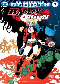 Harley Quinn (2016-)