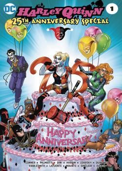 Harley Quinn 25周年纪念特刊(2017)