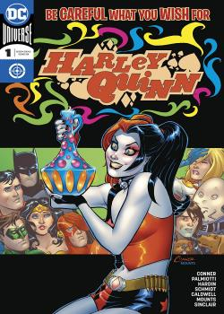 Harley Quinn: Be Careful What You Wish For Special Edition (2017)