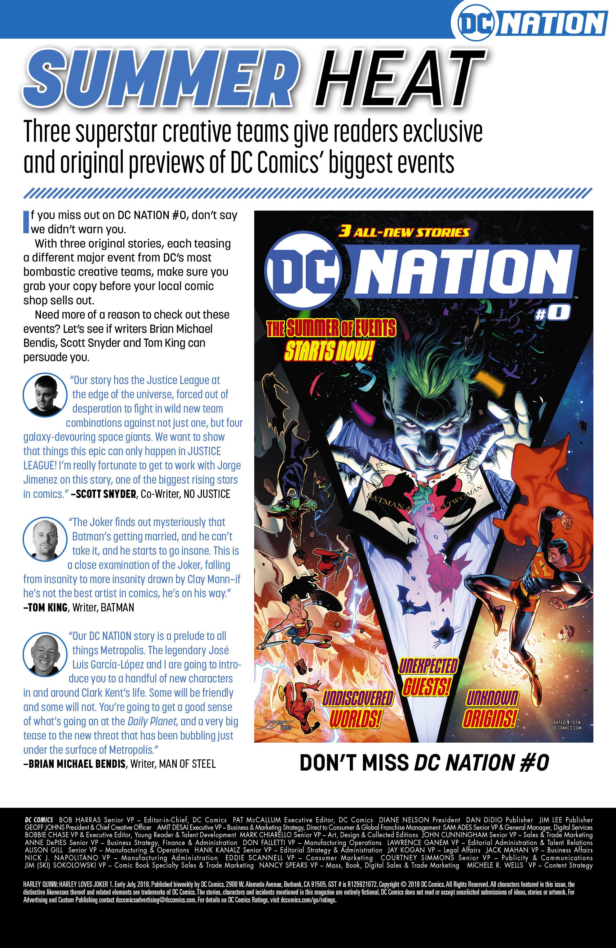 d0a6061d793e Harley Quinn  Harley Loves Joker (2018-)  Chapter 1 - Page 33