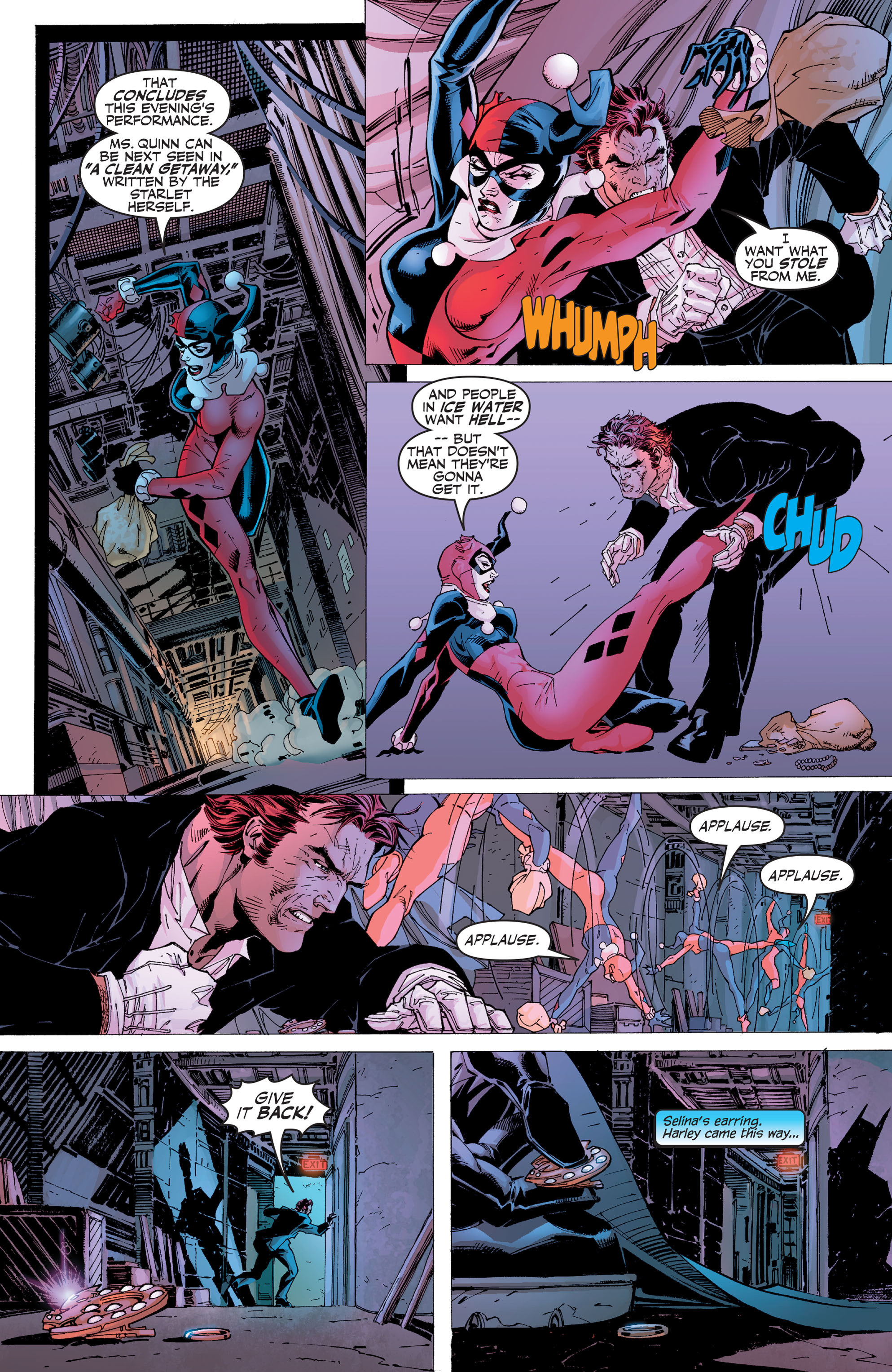 Harley Quinn's Greatest Hits (2016): Chapter 1 - Page Harley Quinn's Greatest Hits (2016)