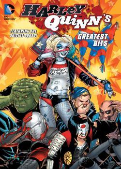 Harley Quinn的精选(2016)