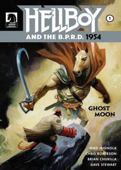Hellboy and B.P.R.D. 1954 Ghost Moon