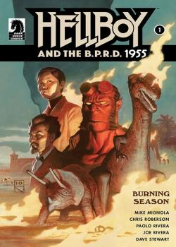 Hellboy and the B.P.R.D.: 1955--Burning Season (2018)