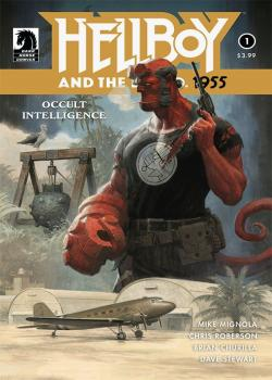 Hellboy and the B.P.R.D.: 1955--Occult Intelligence (2017)