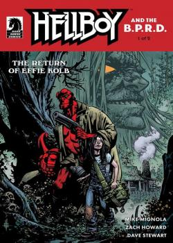 Hellboy and the B.P.R.D.: The Return of Effie Kolb (2020)