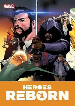 Heroes Reborn (2021-)