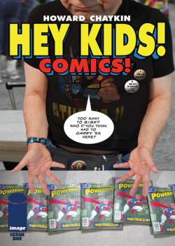 Hey Kids! Comics! (2018-)