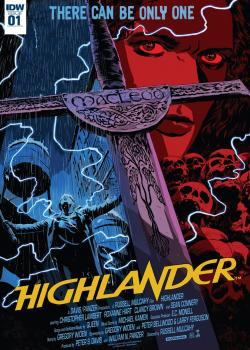 Highlander: The American Dream (2017)