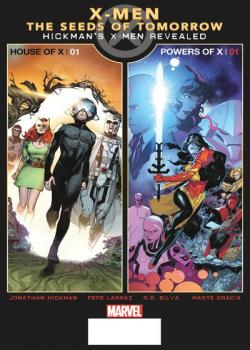House of X/Powers of X Free Previews (2019)