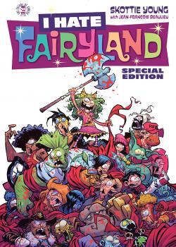I Hate Fairyland: I Hate Image Special Edition (2017)