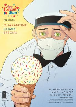 Ice Cream Man Presents: Quarantine Comix Special (2020-)