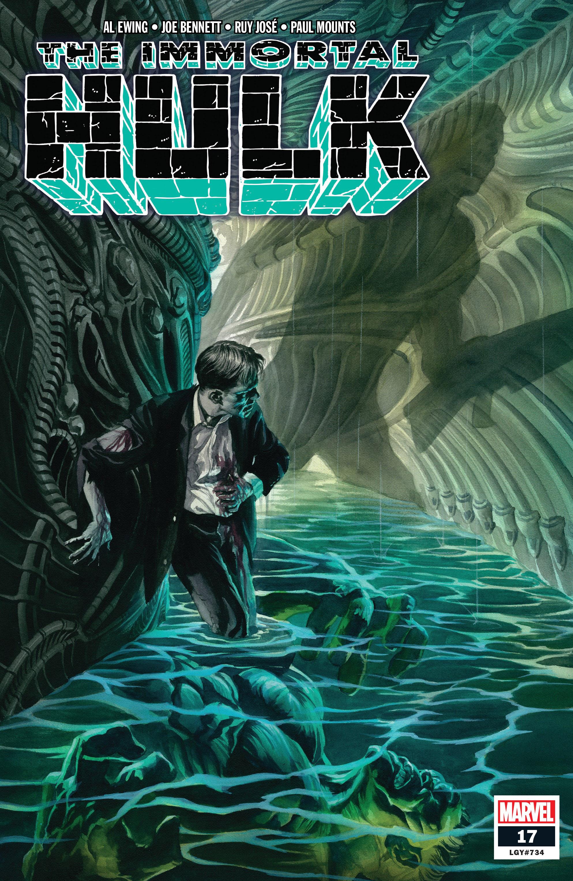 Immortal Hulk (2018-): Chapter 17 - Page 1