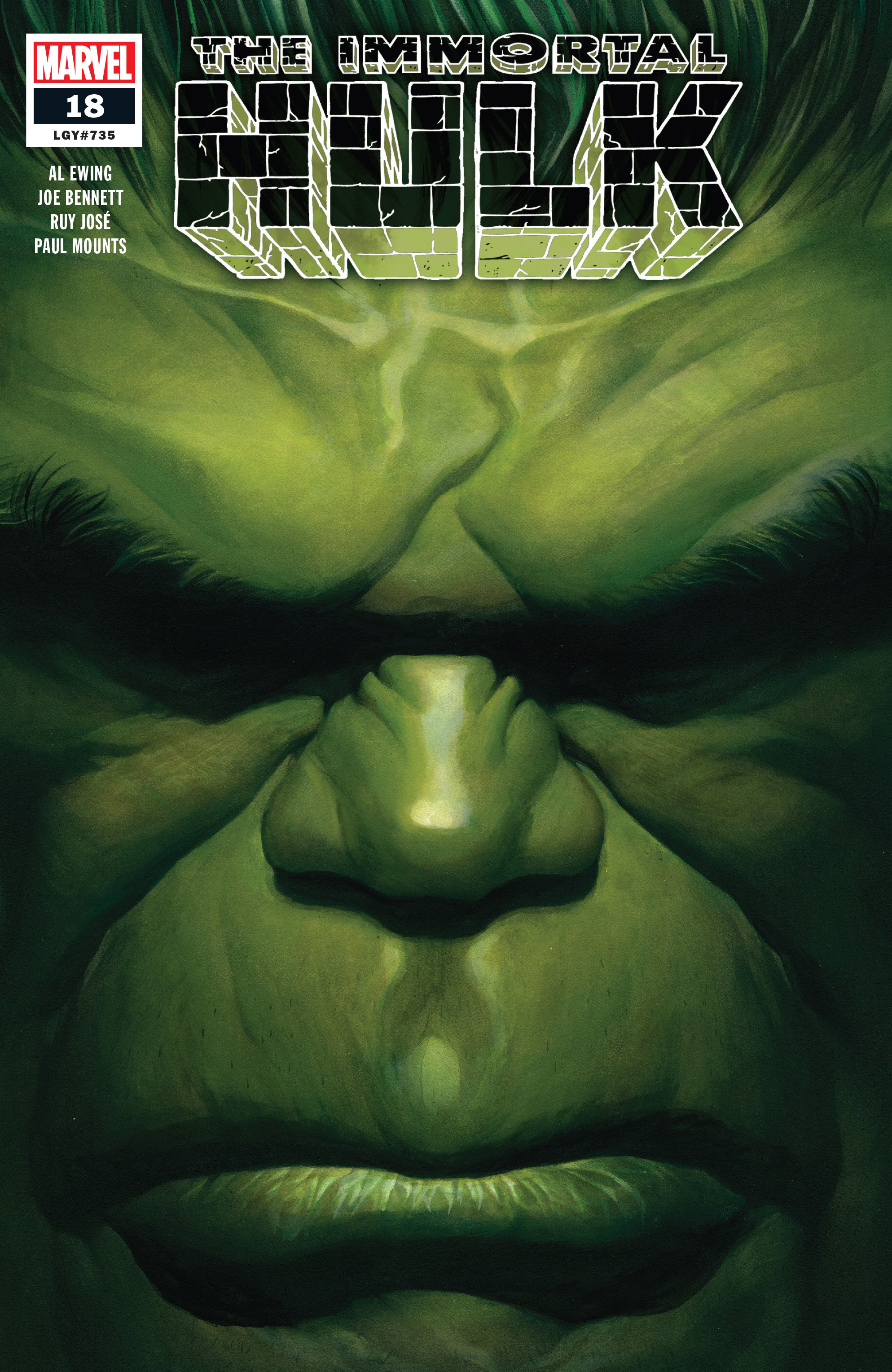 Immortal Hulk (2018-): Chapter 18 - Page 1
