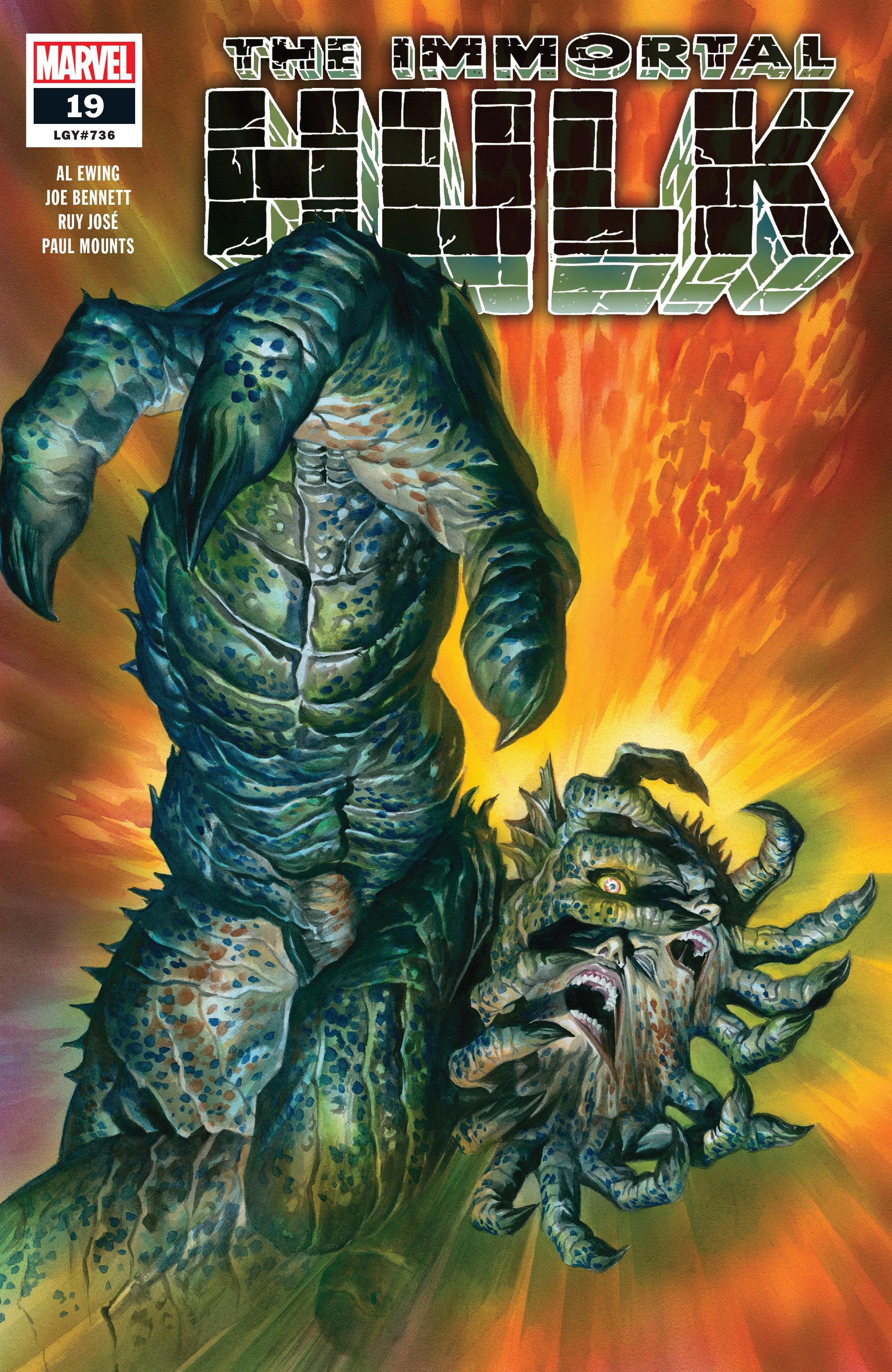 Immortal Hulk (2018-): Chapter 19 - Page 1