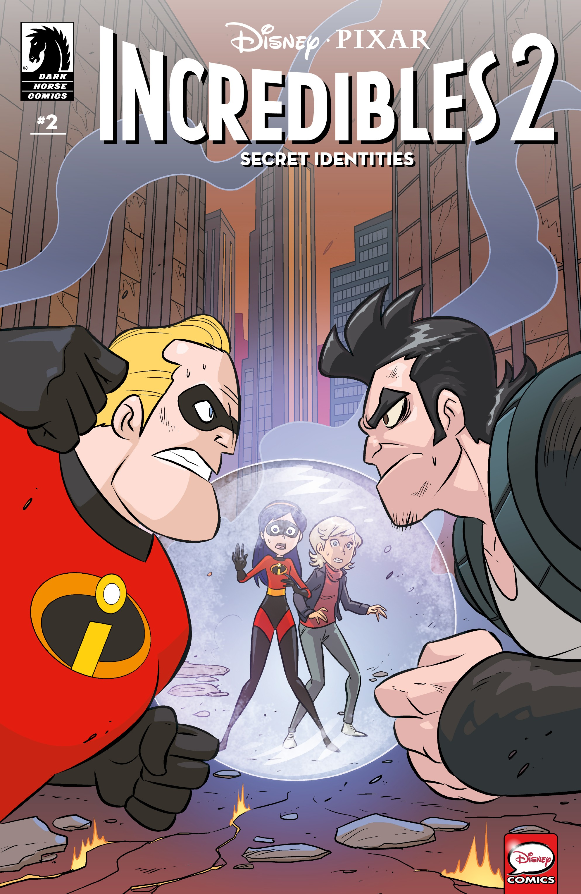 Incredibles 2: Secret Identities (2019-): Chapter 2 - Page 1