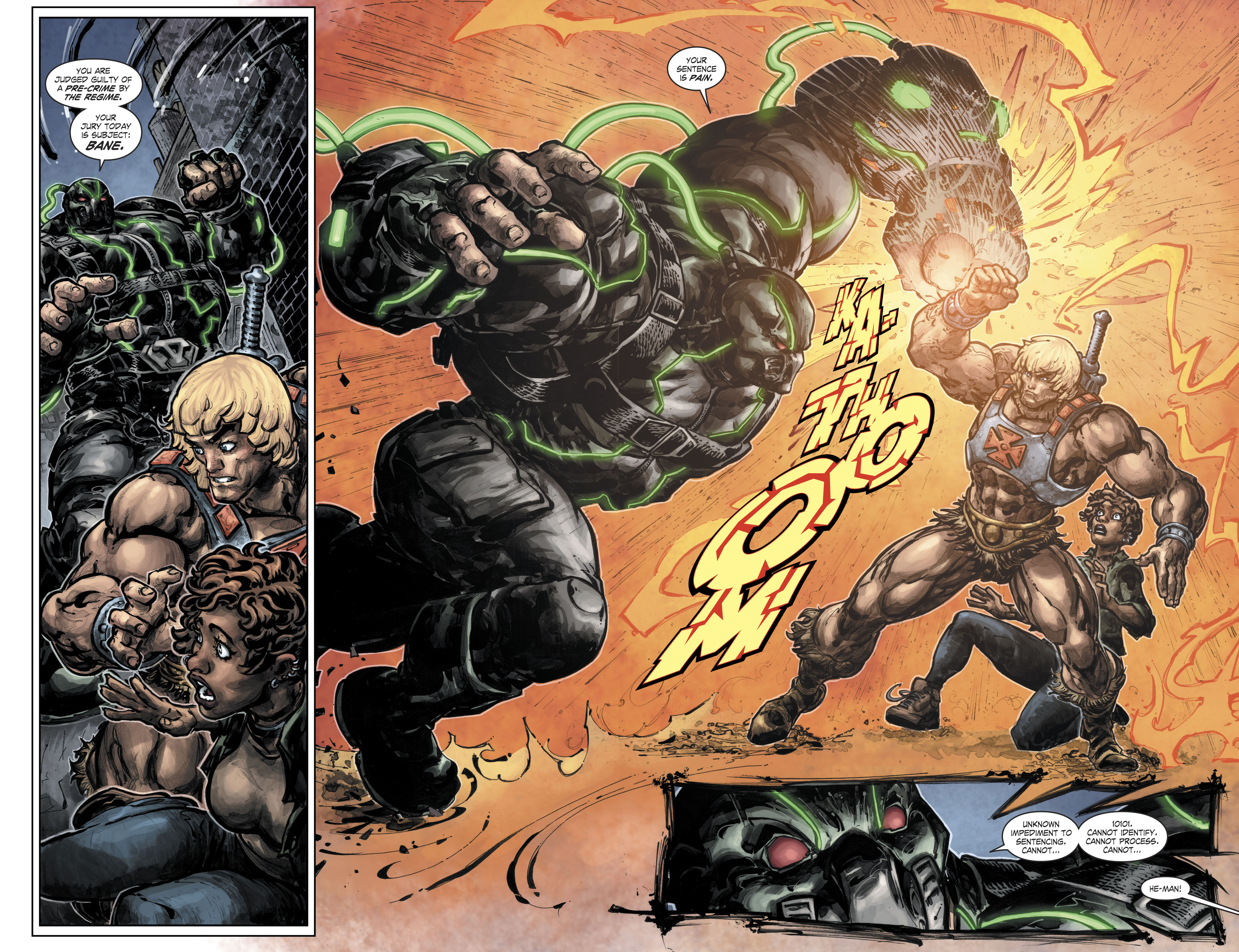 INJUSTICE VS THE MASTERS OF THE UNIVERSE #2 OF 6