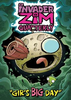 Invader Zim Quarterly (2020-)