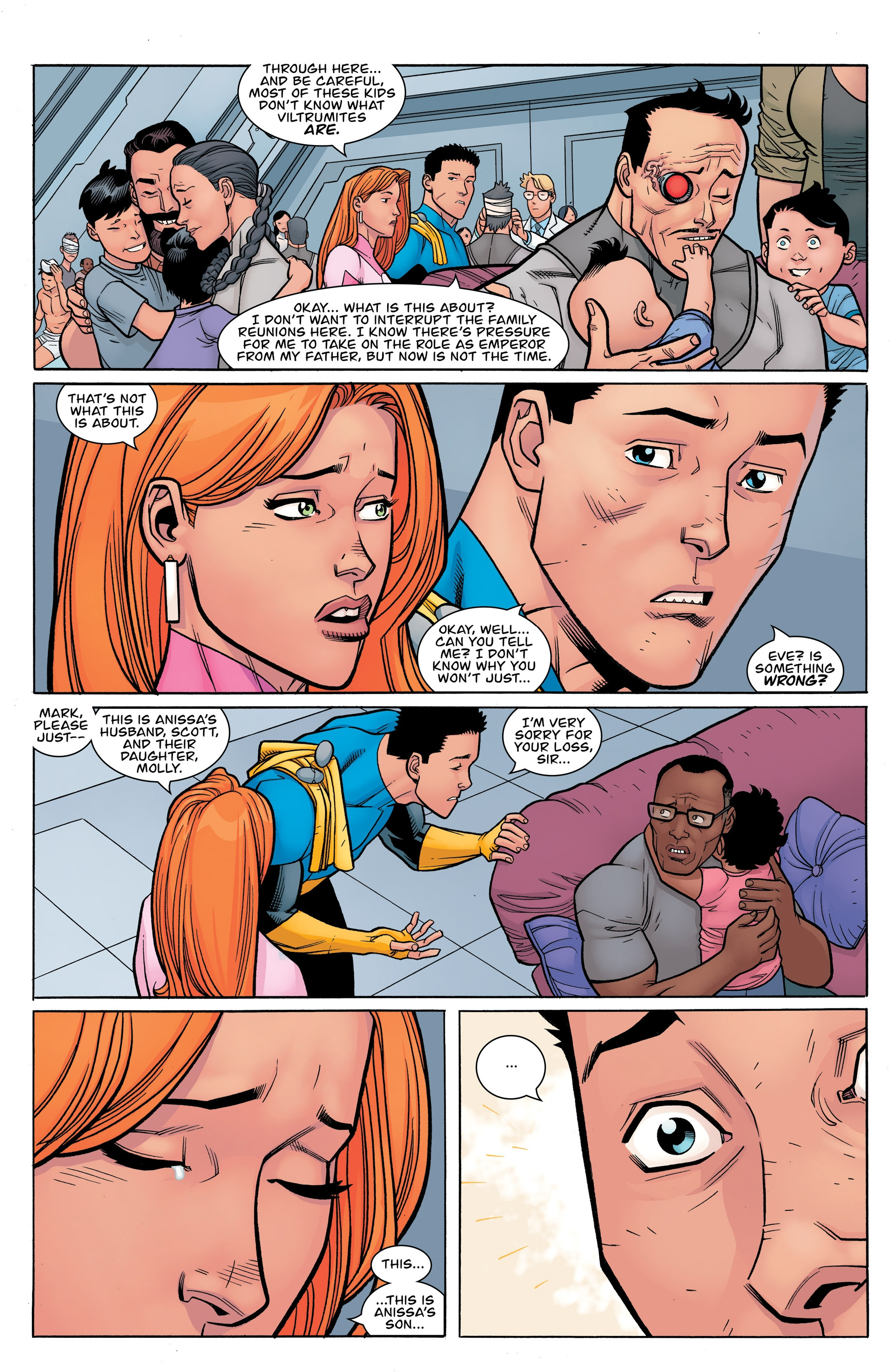 Invincible (2005-) Chapter 142 - Page 30