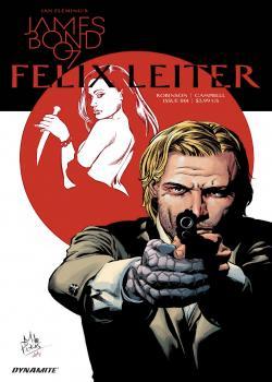 James Bond:Felix Leiter(2017-)
