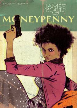 詹姆斯邦德:Moneypenny(2017)