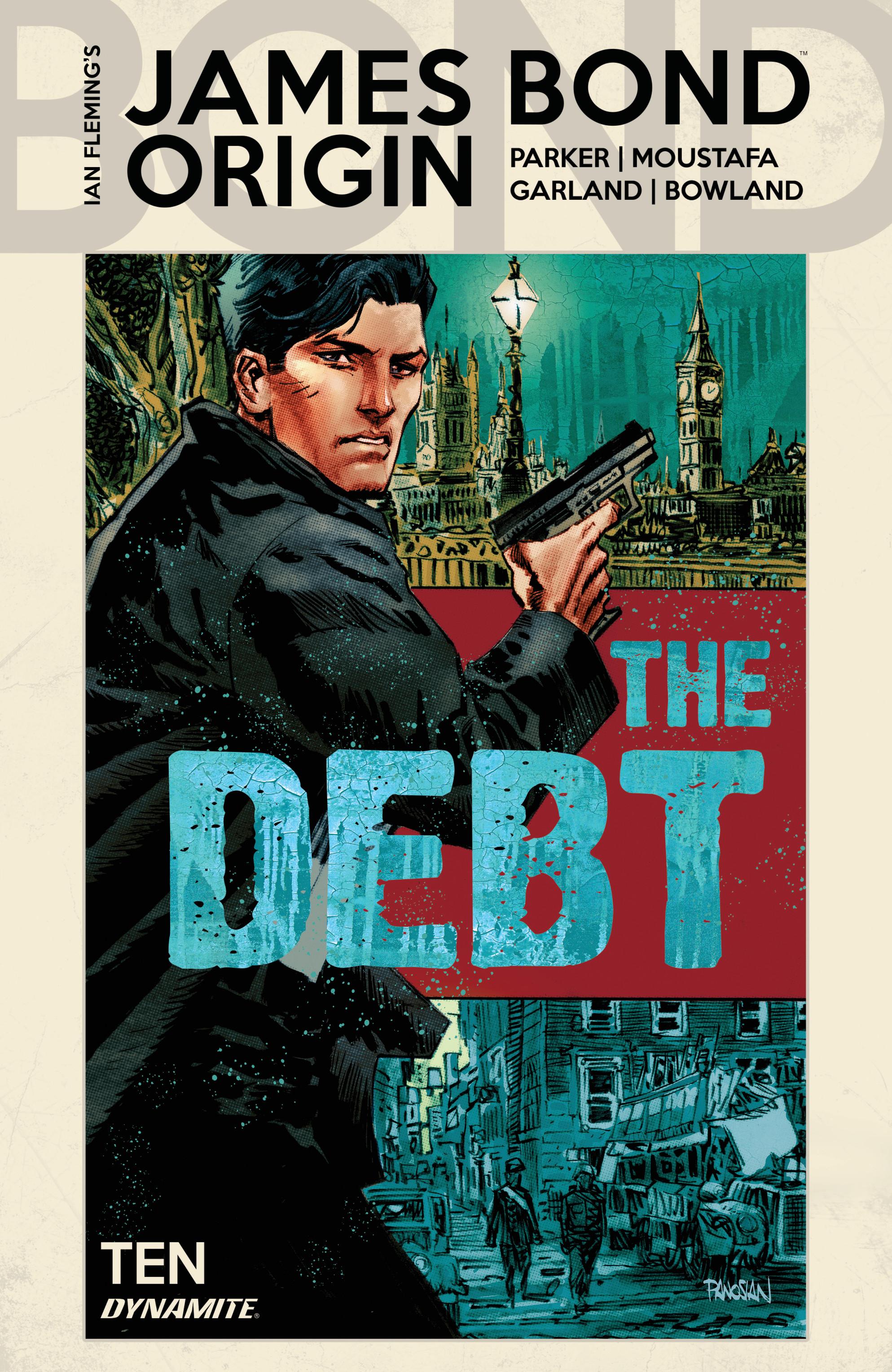 James Bond Origin (2018-): Chapter 10 - Page 1