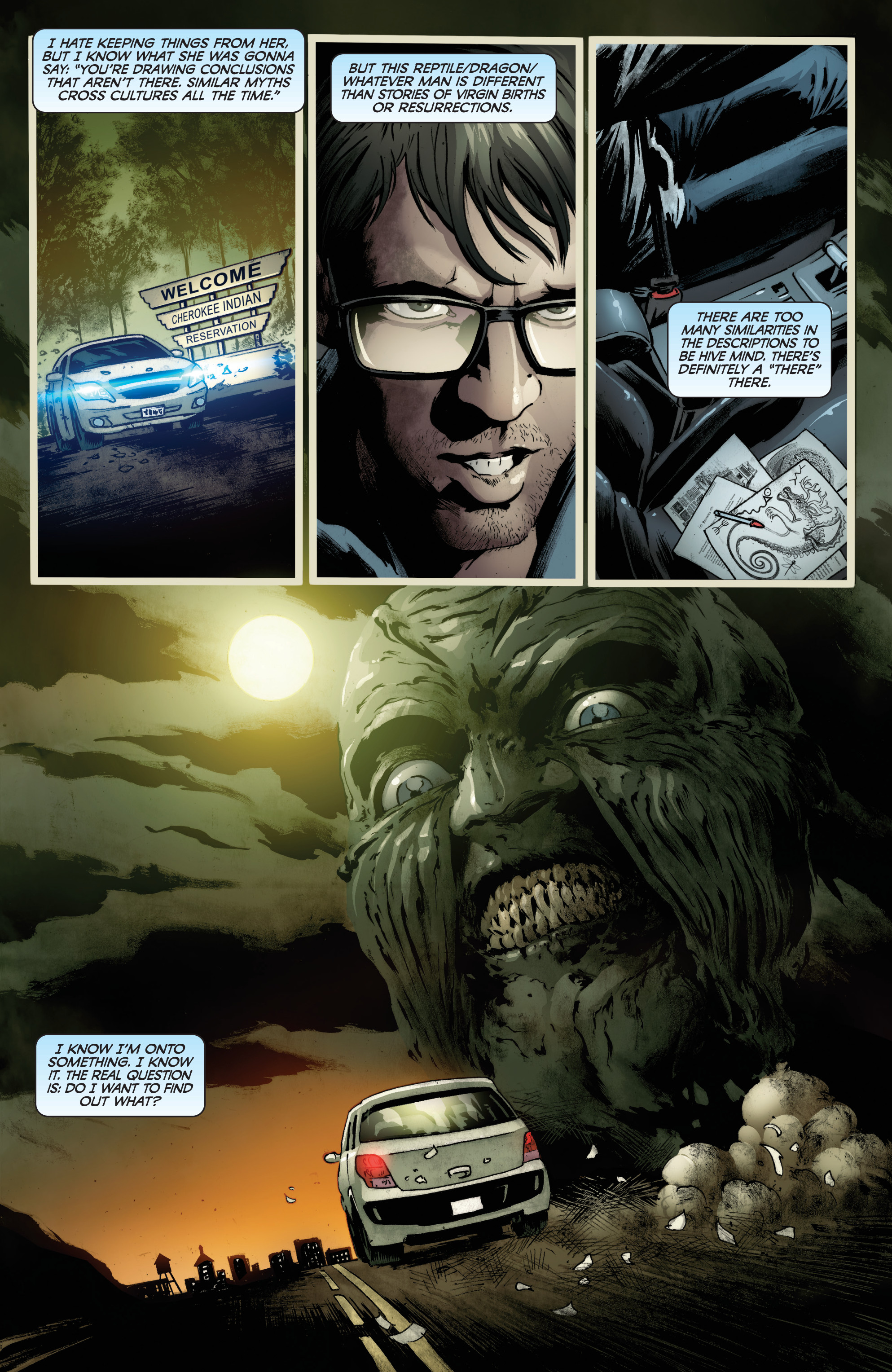 Chapter 4 | Read Free Comics Online