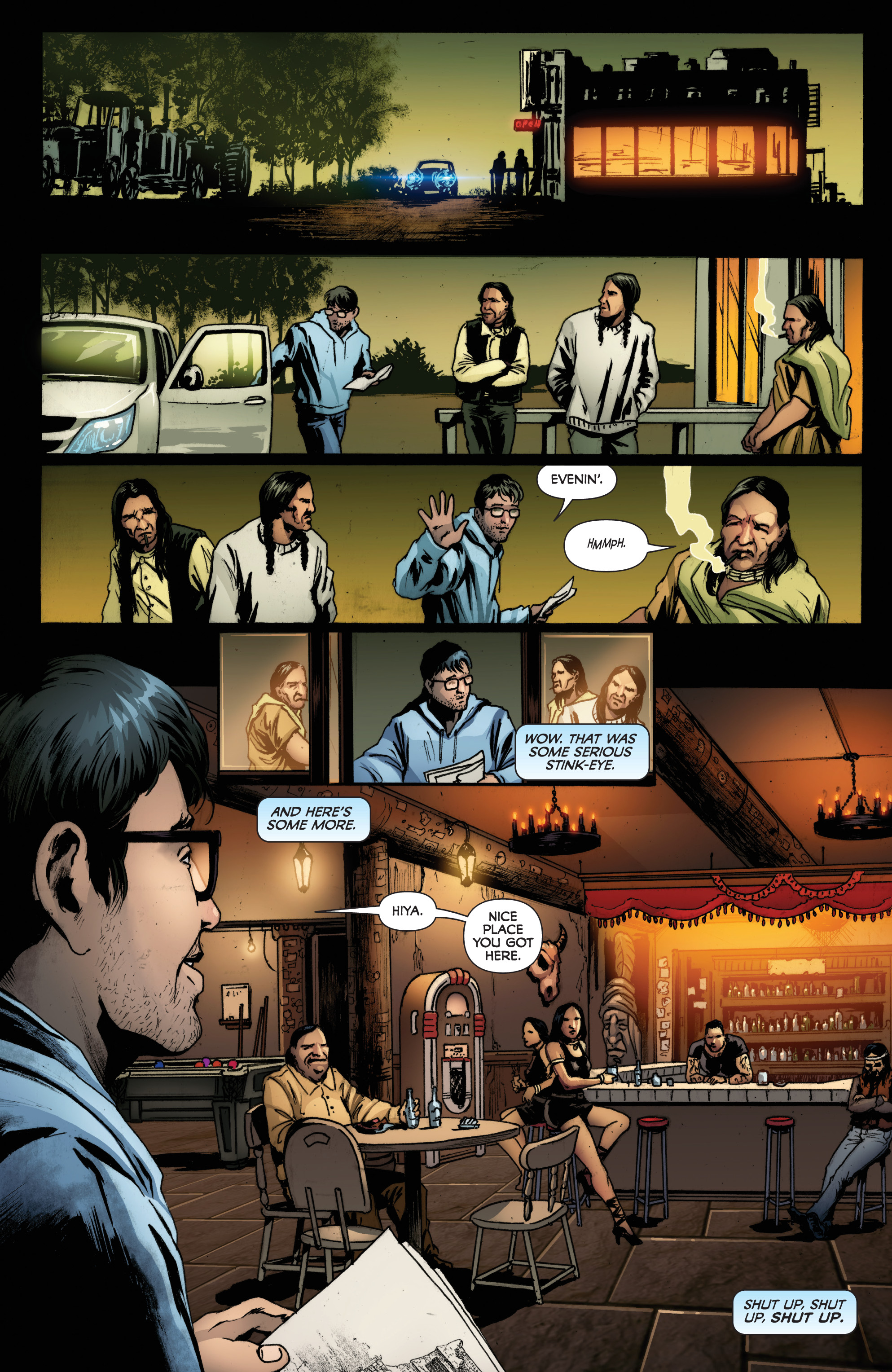 Chapter 4   Read Free Comics Online