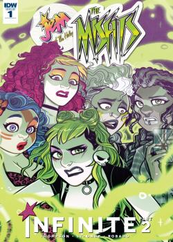 Jem and the Holograms: The Misfits: Infinite (2017)