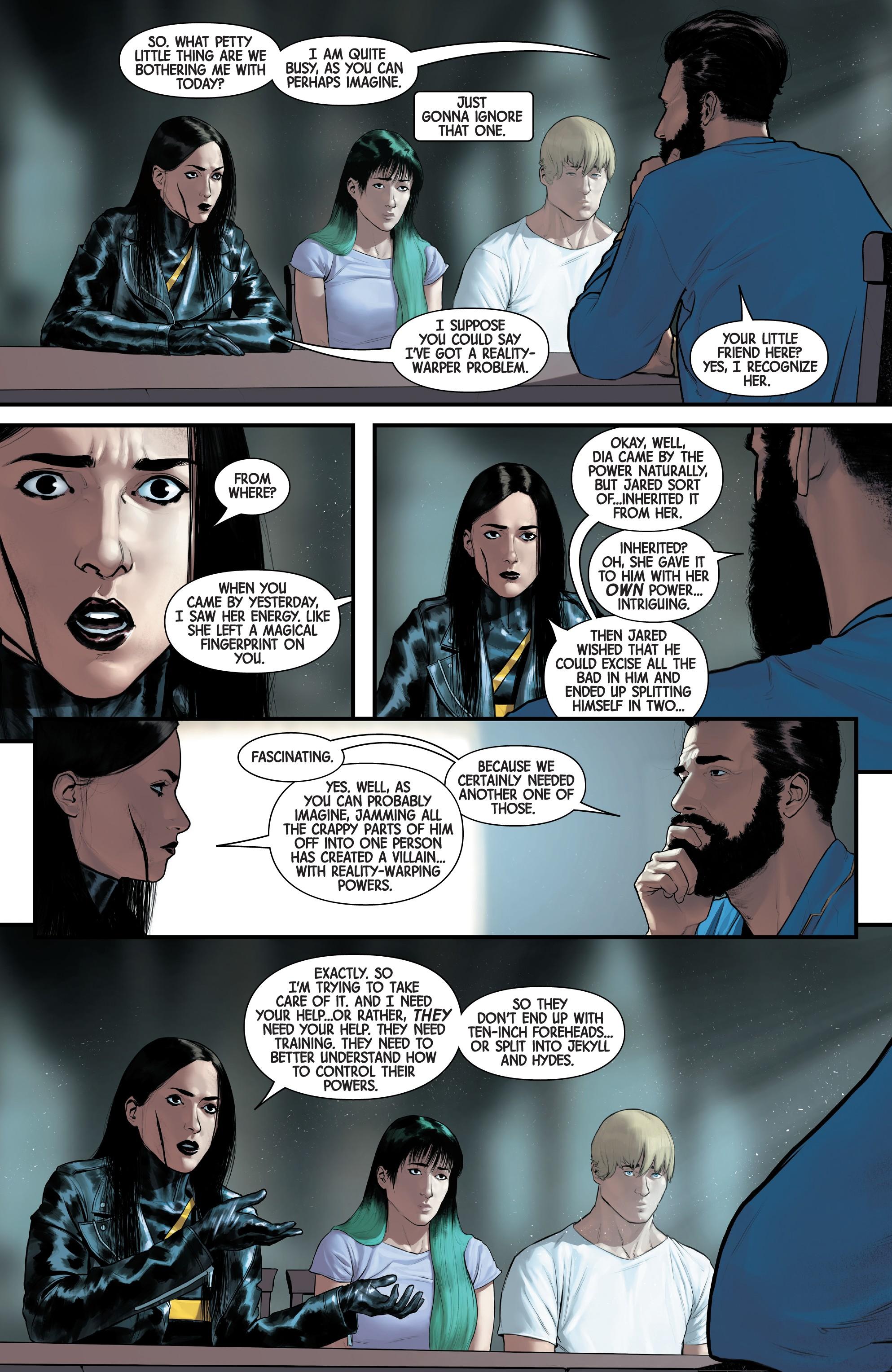 杰西卡琼斯(2018-): Chapter 3 - Page 杰西卡琼斯(2018-)