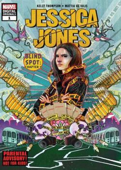 Jessica Jones (2018-)