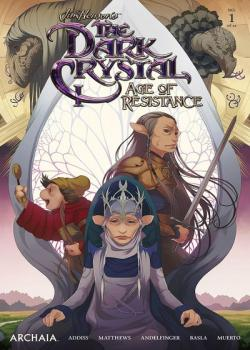 Jim Henson's The Dark Crystal: Age of Resistance (2019-)
