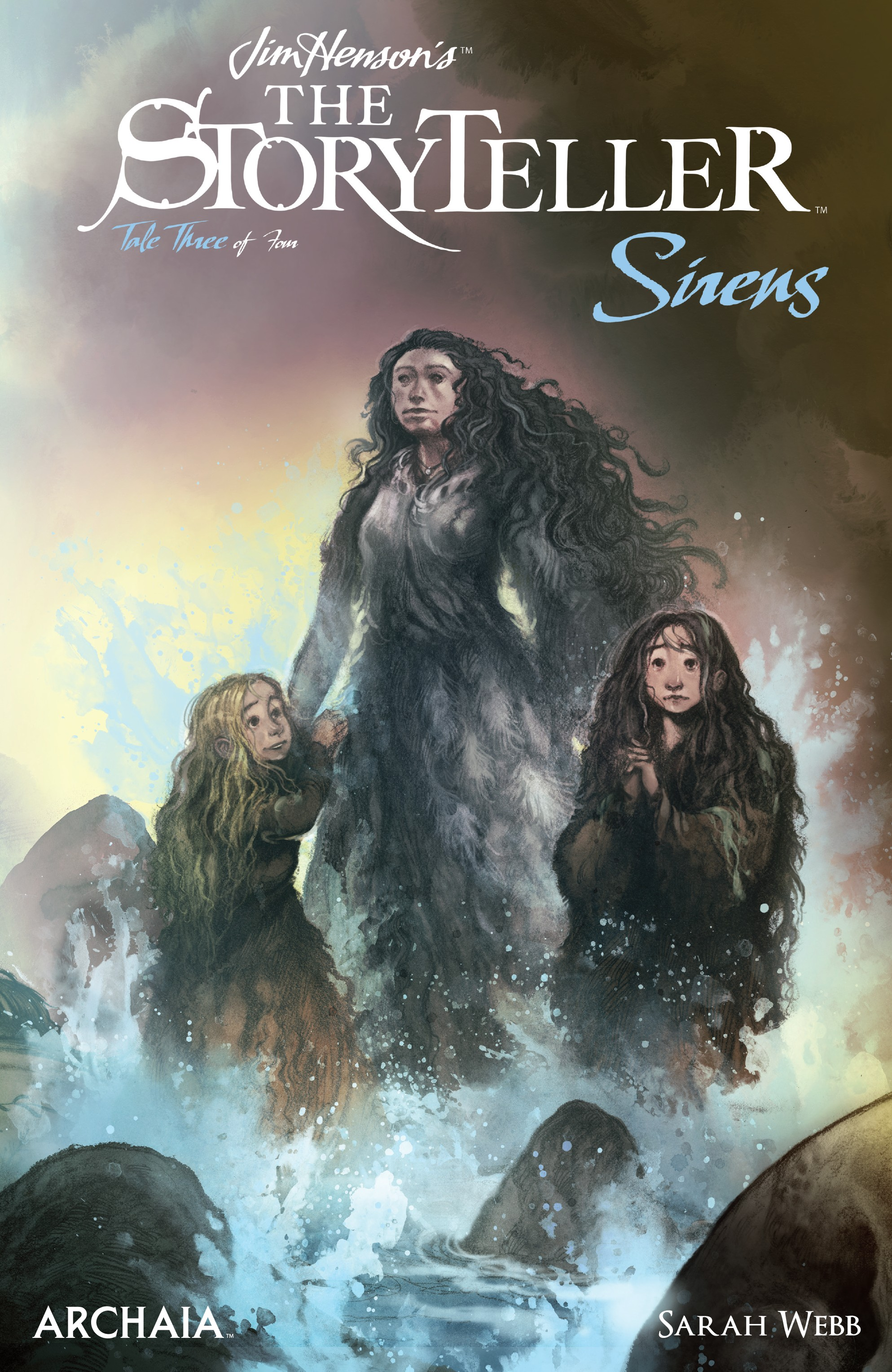 Jim Henson's The Storyteller: Sirens (2019): Chapter 3 - Page 1