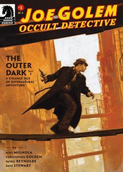 Joe Golem:Occult Detective  - 外面的黑暗