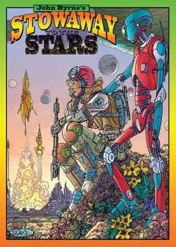 Stowaway to the Stars (2018-) của John Byrne