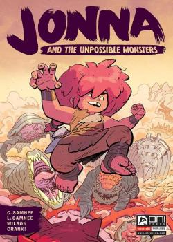 Jonna and the Unpossible Monsters (2021-)