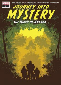 Journey Into Mystery: The Birth Of Krakoa (2018)