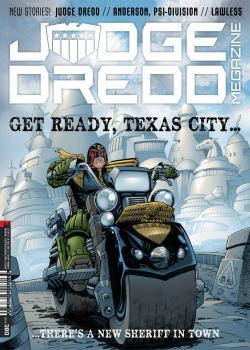 Judge Dredd Megazine (2003-)