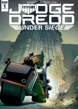 Judge Dredd: Under Siege (2018-)