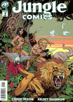 Jungle Comics (2019-)