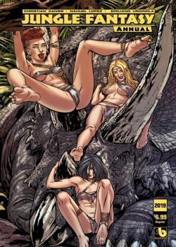 Jungle Fantasy Annual 2019 (ADULT)