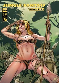 Jungle Fantasy Beauties 2019 (ADULT)