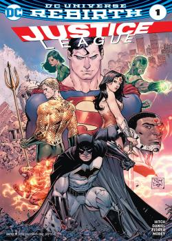 Justice League (2016-)