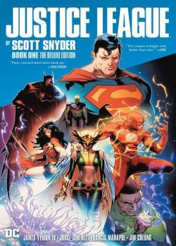 Justice League by Scott Snyder - Deluxe Edition (2020)