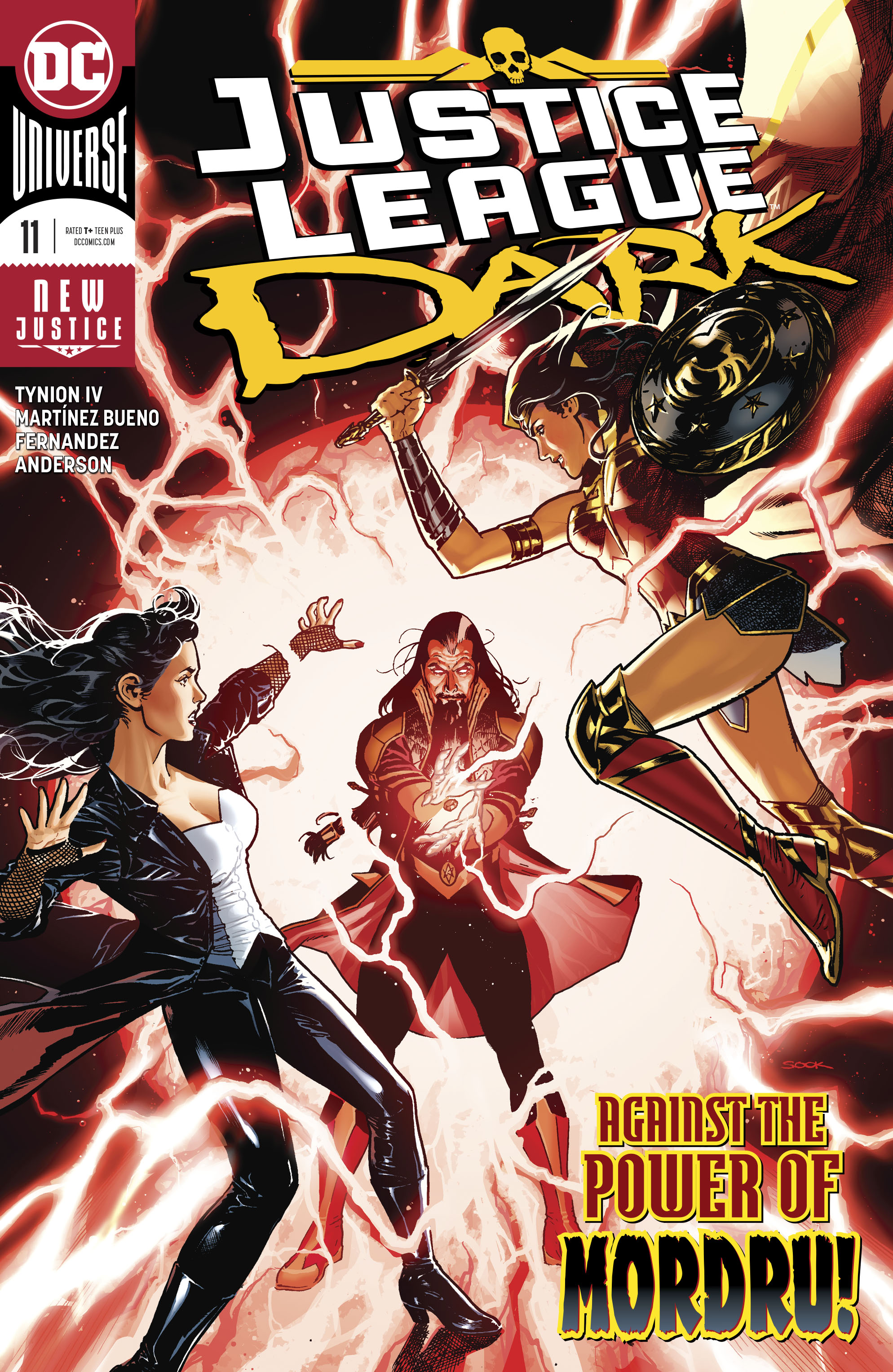 Justice League Dark (2018-): Chapter 11 - Page 1