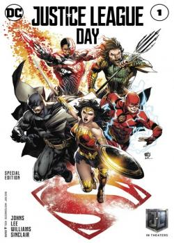 Justice League Day 2017 Special Edition