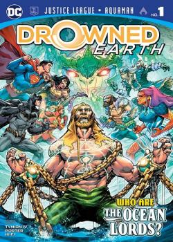 Justice League/Aquaman: Drowned Earth Special (2018)