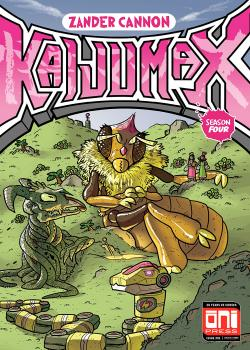 Kaijumax: Season Four (2018-)