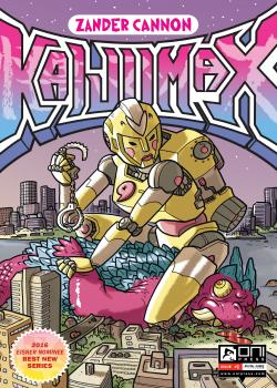Kaijumax: ซีซั่นสอง (2016)
