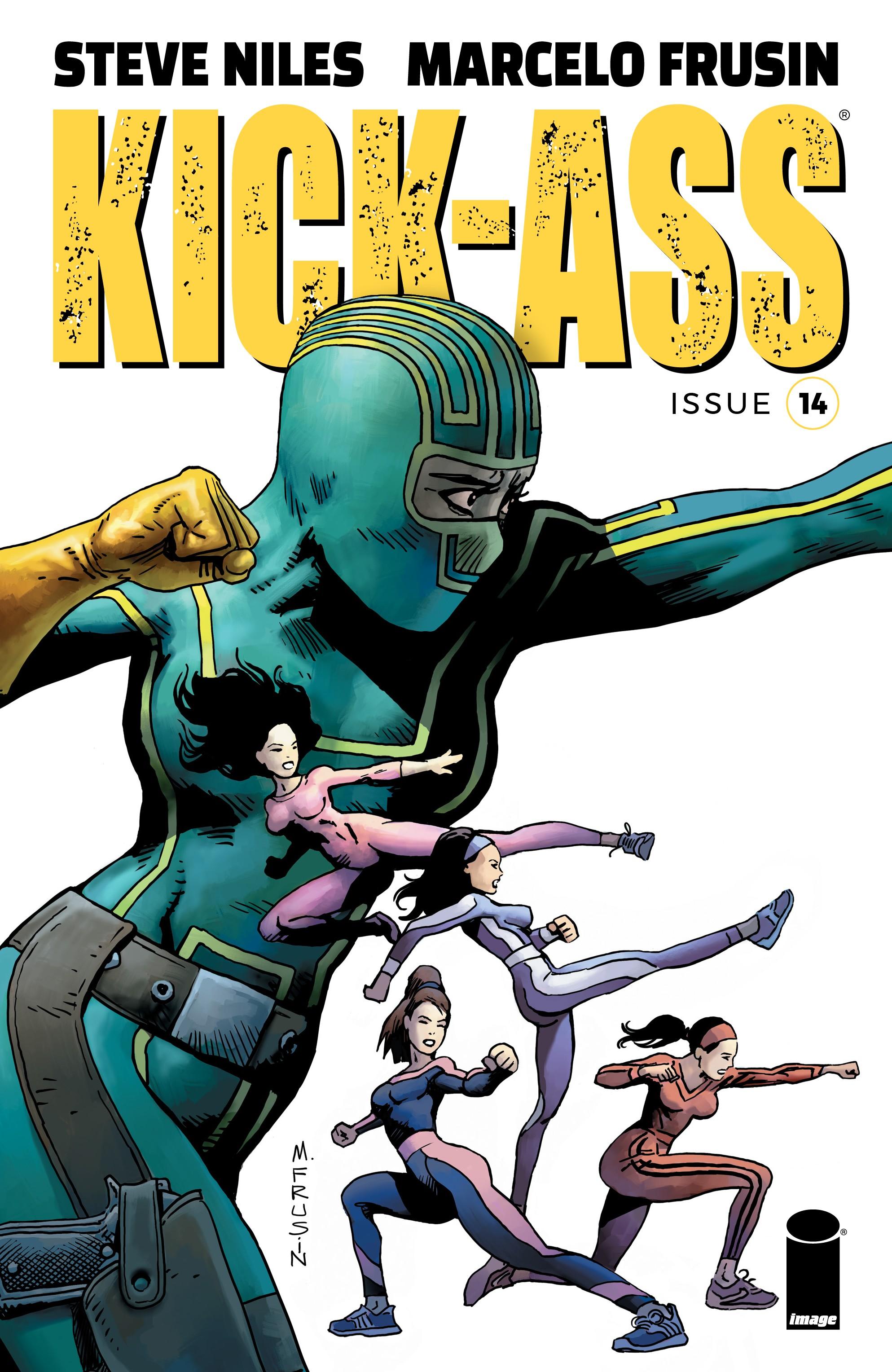 Kick-Ass (2018-): Chapter 14 - Page 1